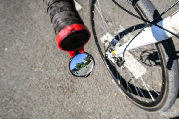 [Test] Corky the Beam, le mini rétroviseur vélo utile et discret