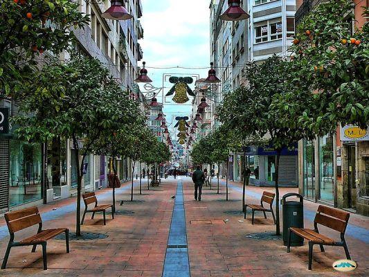 Pontevedra, la ville espagnole qui s'est débarrassée des voitures