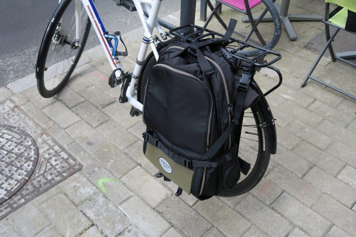 Sacoche vélo Bakkie Cycles