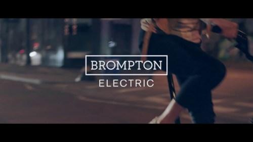Brompton électrique, Le Petit Pliant Envoie Enfin Les Watts