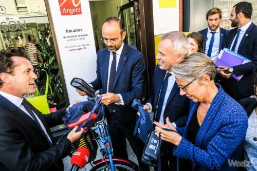 Weelz Annonce Plan Velo Angers Premier Ministre 2018 1088