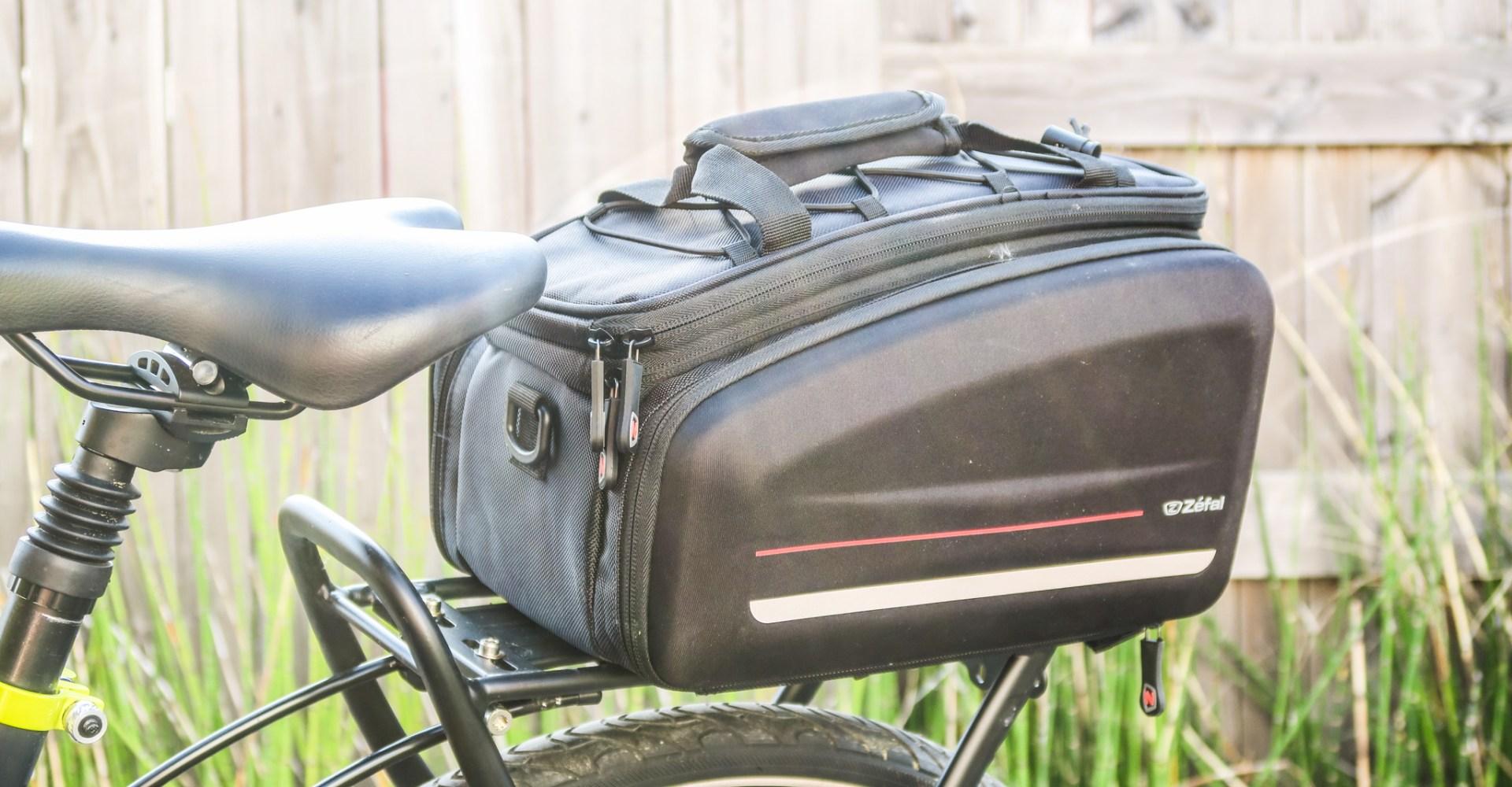 [Test] Sacoche vélo Zéfal Z Traveler 80, pratique et extensible