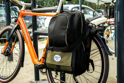 Weelz Test Sacoche Velo Bakkie Cycles 1553