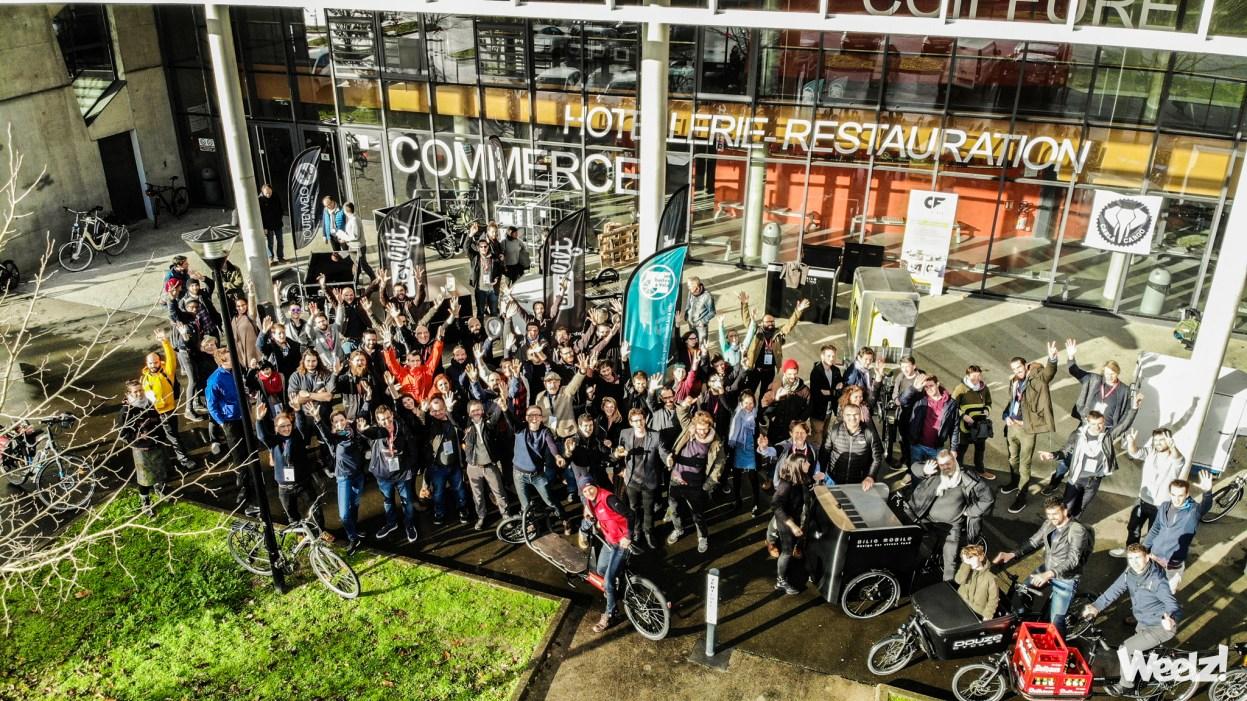 Congrès fondateur des Boites à Vélo France à Angers