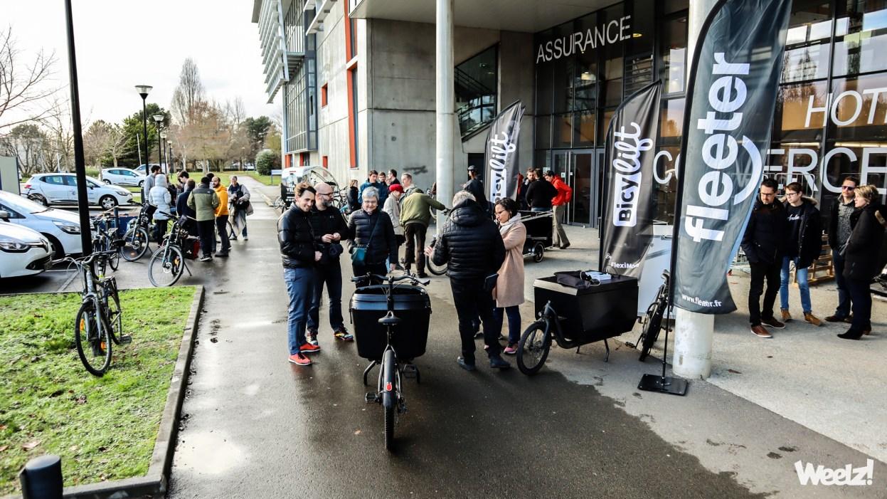 Les Boites à Vélo France tenaient congrès à Angers