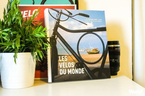 Weelz Lecture Livre Les Velos Du Monde Laurencine Lot 2240