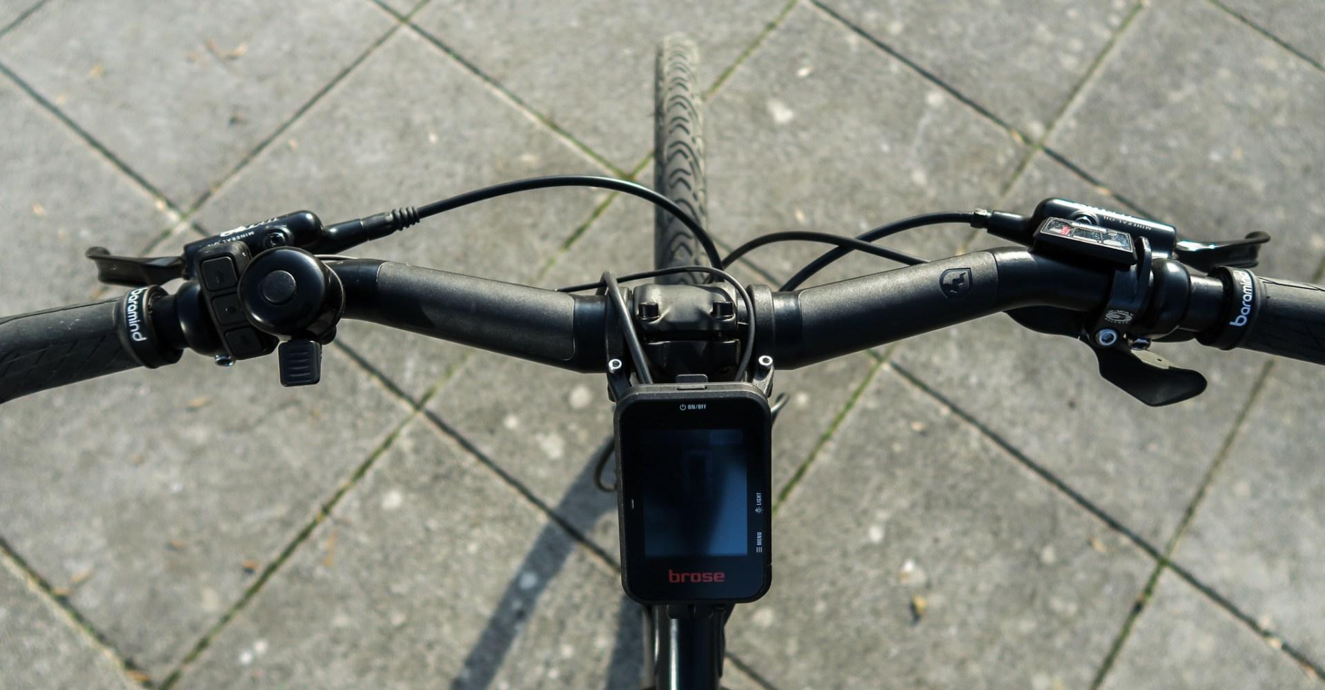 [Test] Baramind BAM Trek, le cintre vélo Good Vibrations !