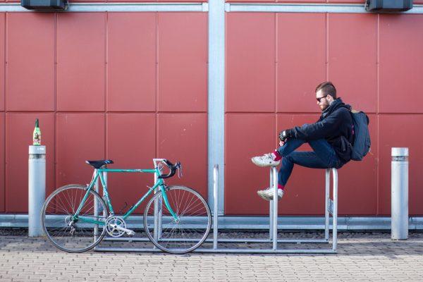 Le cycliste est un désastre pour l'économie