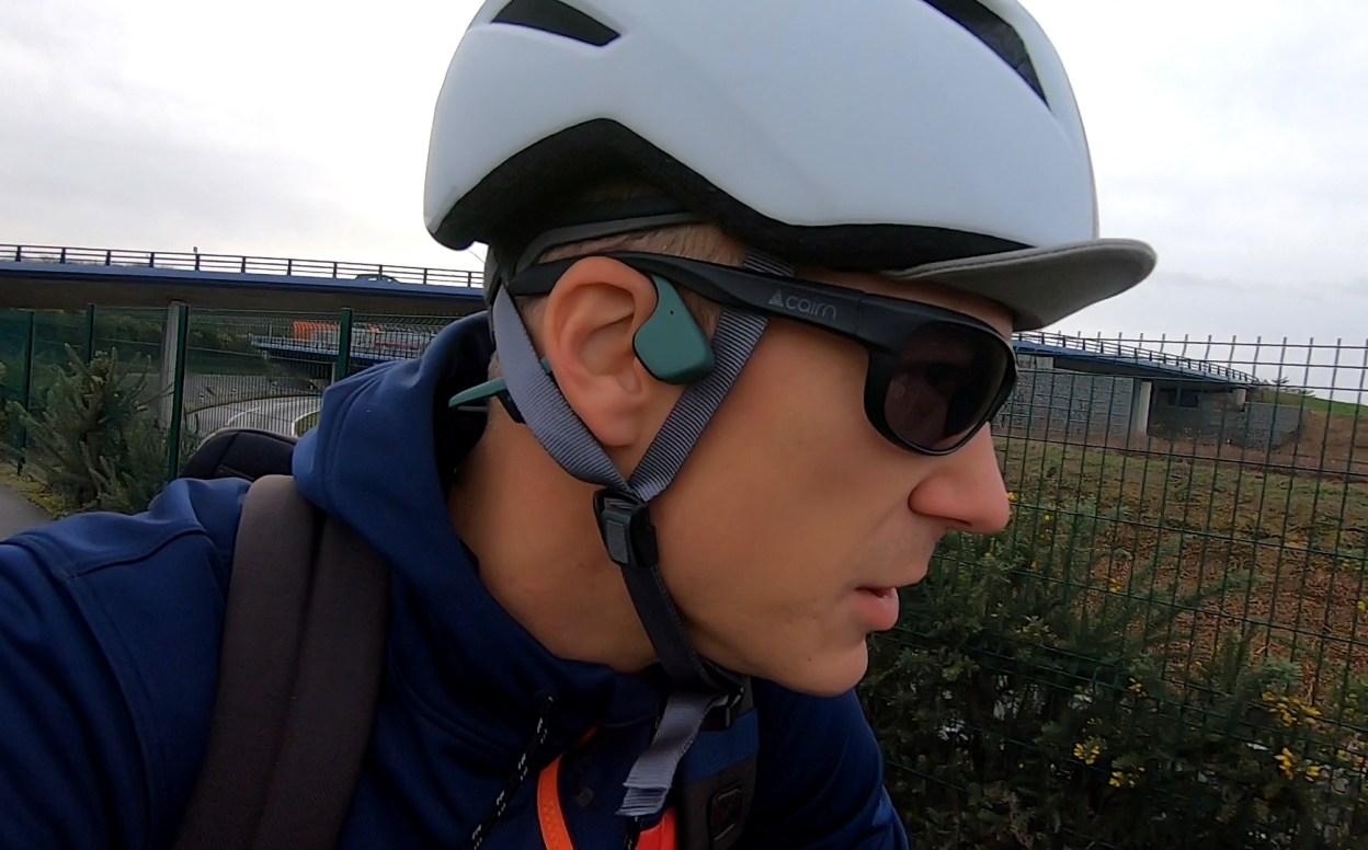 [Test] Aftershokz Trekz Air, le casque audio à conduction osseuse