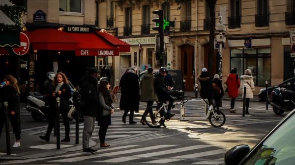 Dernier kilomètre, la vélogistique est l'avenir des villes