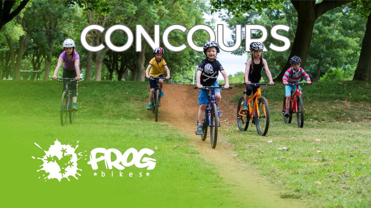 [Concours] Gagnez un vélo enfant Frog Bikes!