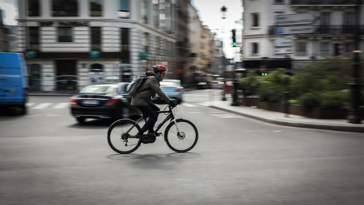 L'envolée du vélo, le Gouvernement confirme son engagement