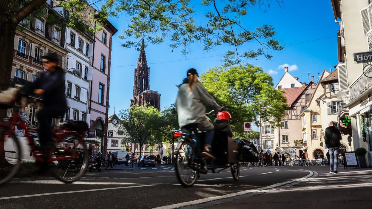 Strasbourg, le plan vélo qui valait 100 millions