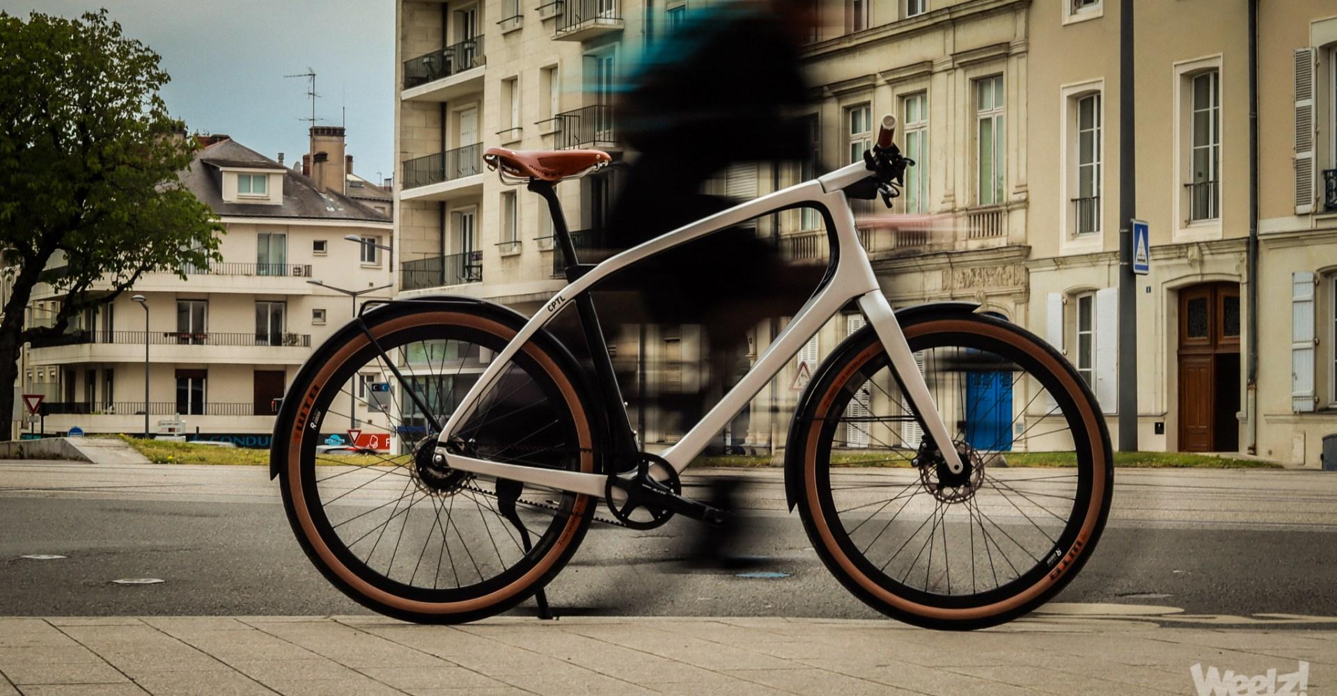 [Test] Rose Bikes CPTL, un vélo urbain sportif au comportement voluptueux