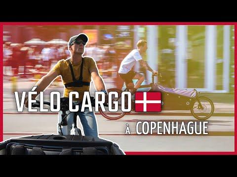 Vélo Cargo, Retour Aux Sources à Copenhague – Ep. #1