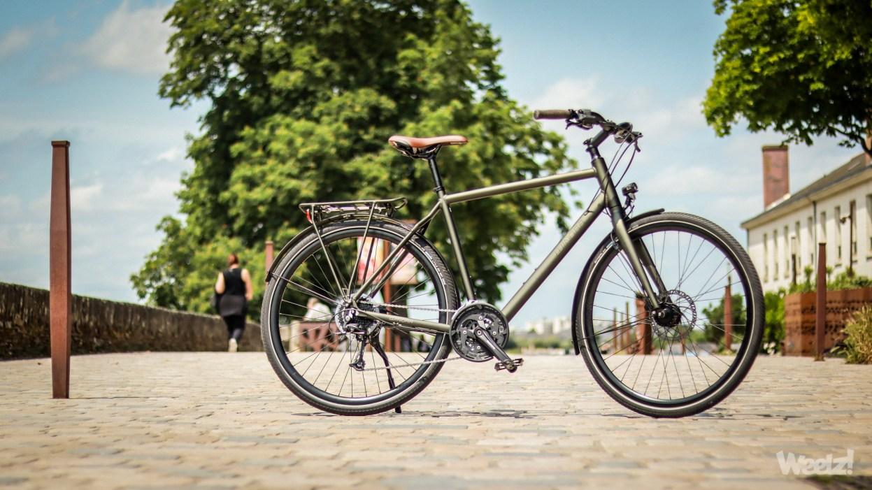 [Test] Winora Talparo, un vélo urbain élégant et dynamique