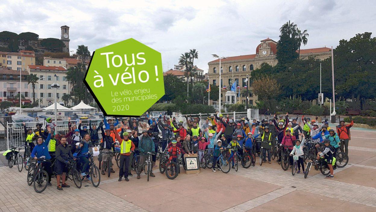 Tous à vélo, succès pour la mobilisation cycliste du 10 novembre