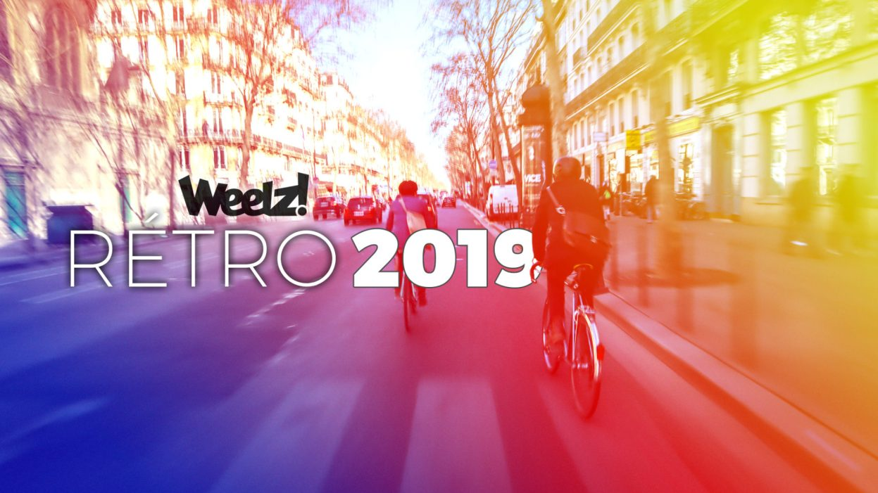 2019, année vélo? Un coup d'œil dans le rétro, part.1