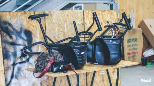 Weelz Test Velo Cargo Huppe Bike La Rochelle 2760
