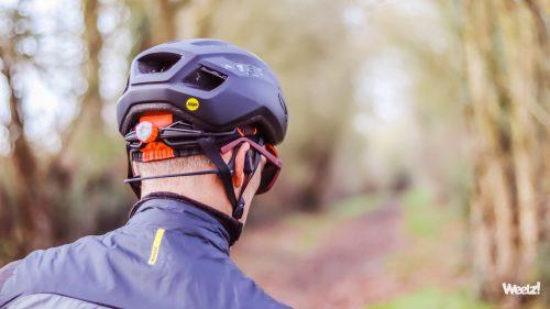 Weelz Test Casque Velo Met Helmets Vinci Allroad 2020 2402