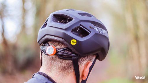Weelz Test Casque Velo Met Helmets Vinci Allroad 2020 2413