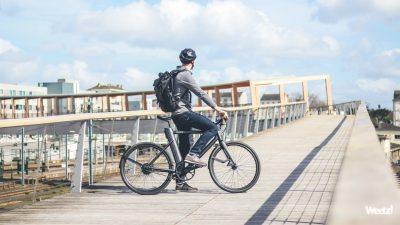 [Test] Cowboy, vélo électrique pour urbain connecté