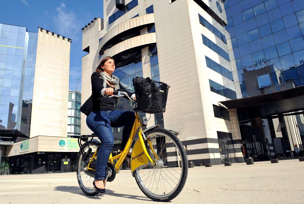 Comment Grenoble s'est préparée à déconfiner l'usage du vélo quotidien