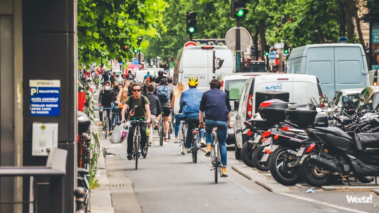 [Mobilité vélo] Vous pouvez compter (sur) les cyclistes