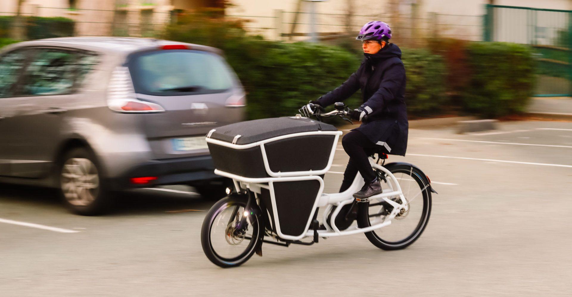 [Test] Vélo cargo Urban Arrow Shorty, un géant compact
