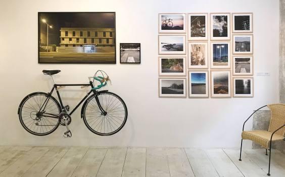 Vélotaf et syndicalisme en expo photo à l'Espace culturel de la CFDT