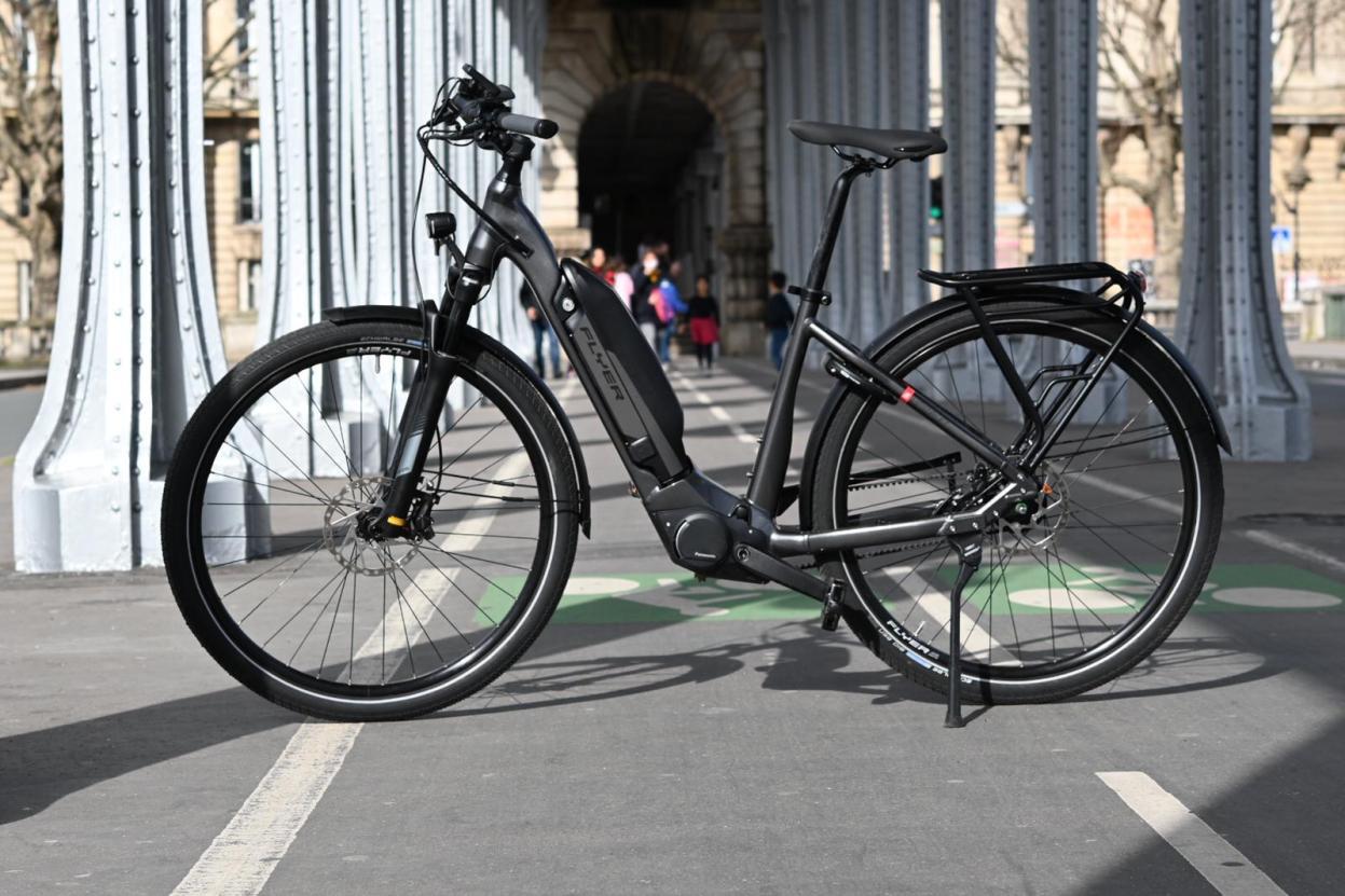 [Test] Vélo électrique FLYER Upstreet, la tête dans les nuages?