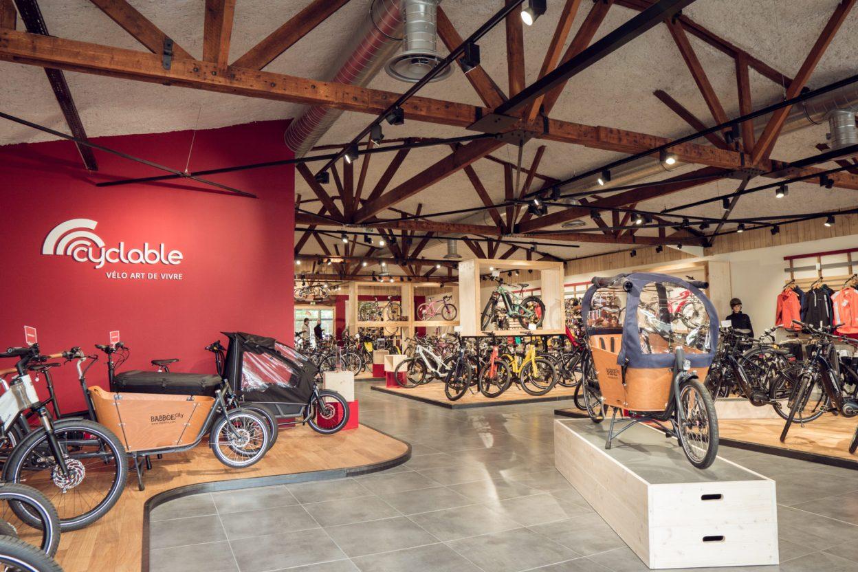 Rennes, les magasins Cyclable expérimentent pour améliorer leurs services vélo