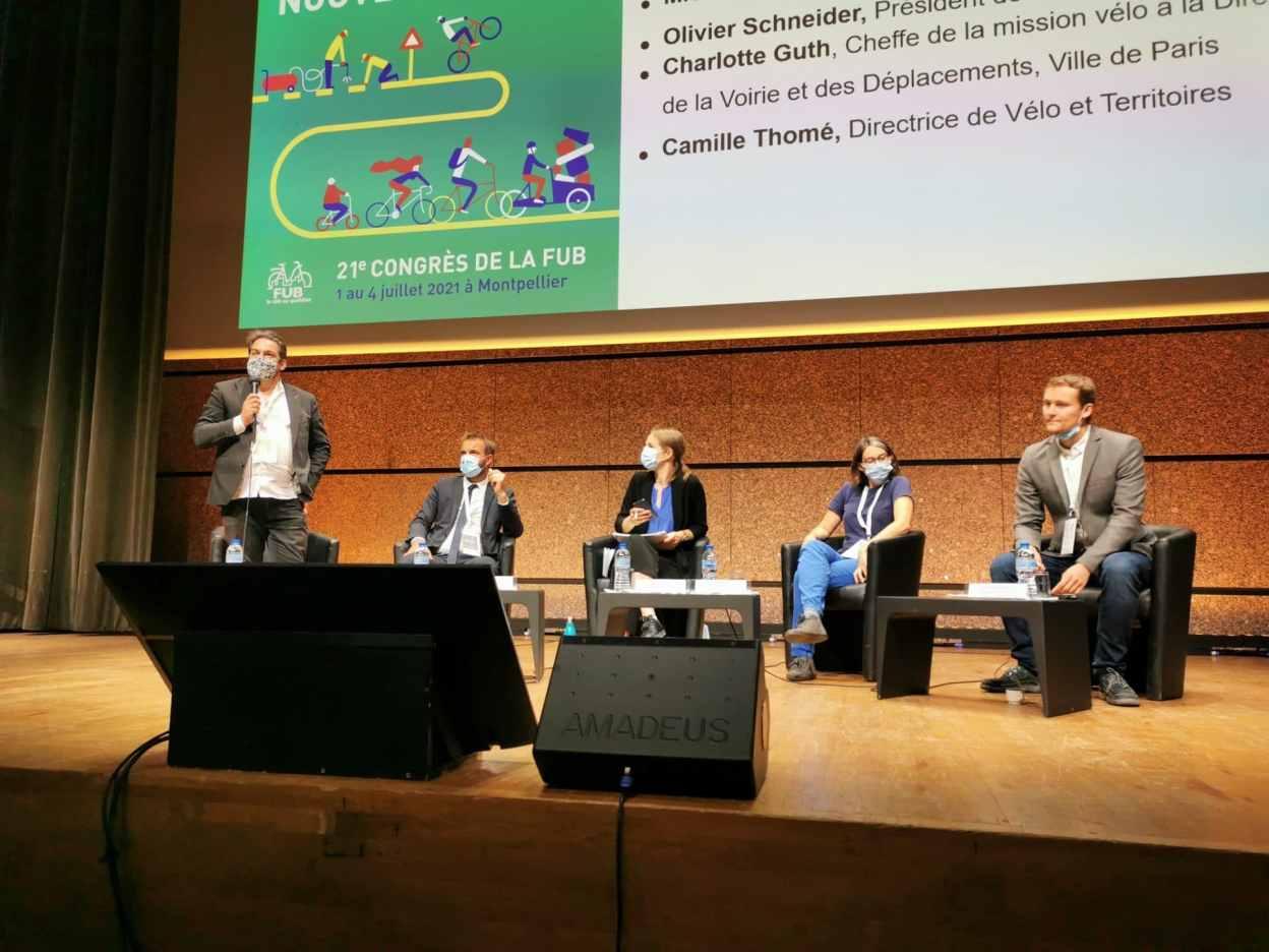 Montpellier, 21e Congrès FUB, le vélo, nouvelle ère ⚊ Mais au fait, c'est quoi la FUB?