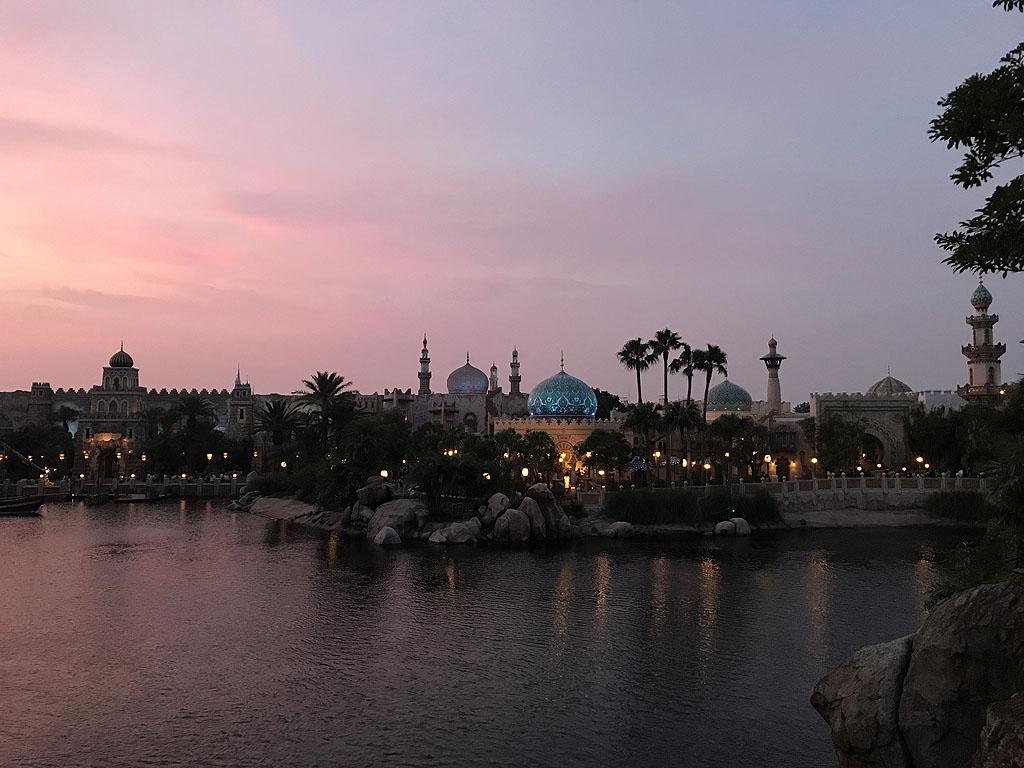 Tokyo DisneySea themepark pretpark