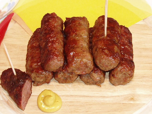 Romanian Wee Ones Sausages –Mititei