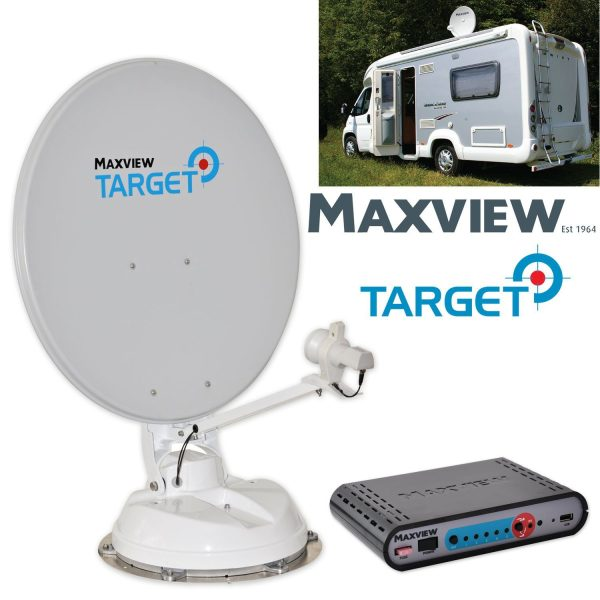 Maxview Target Fully Automatic Satellite 65cm - 3