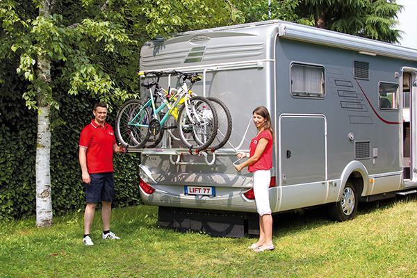 Fiamma Carry Bike Lift 77 E-Bike / Electric Bike - 4