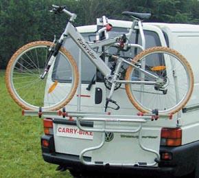 Fiamma Carry Bike Rack VW T4 D - 2