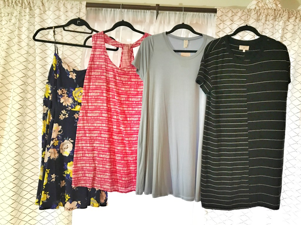 Capsule Wardrobe How to Get Started: Dresses