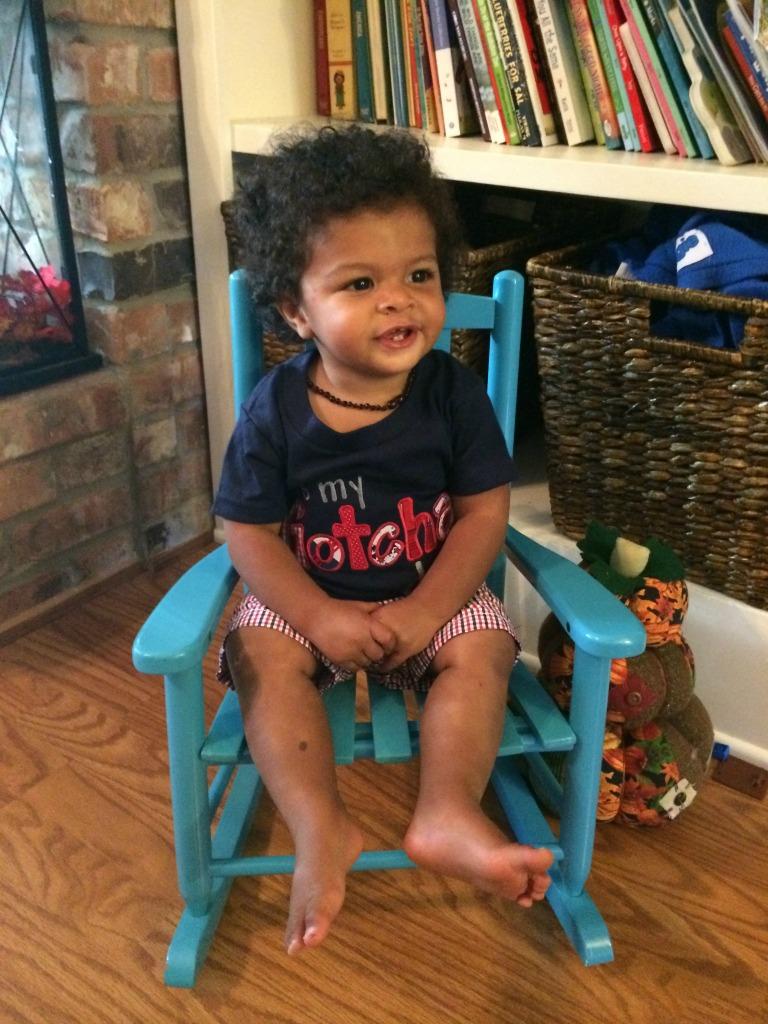Paxton's Adoption Story