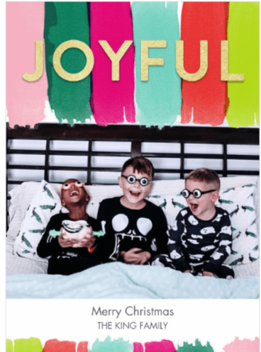 How to Pick the Perfect Christmas Card with Shutterfly