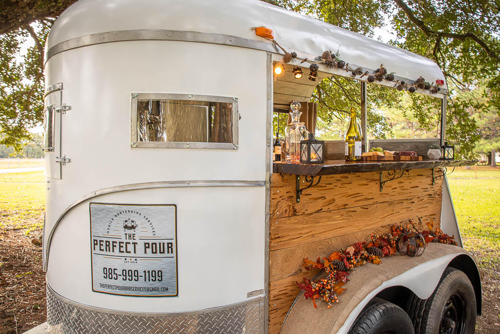 The Perfect Pour Mobile Bar