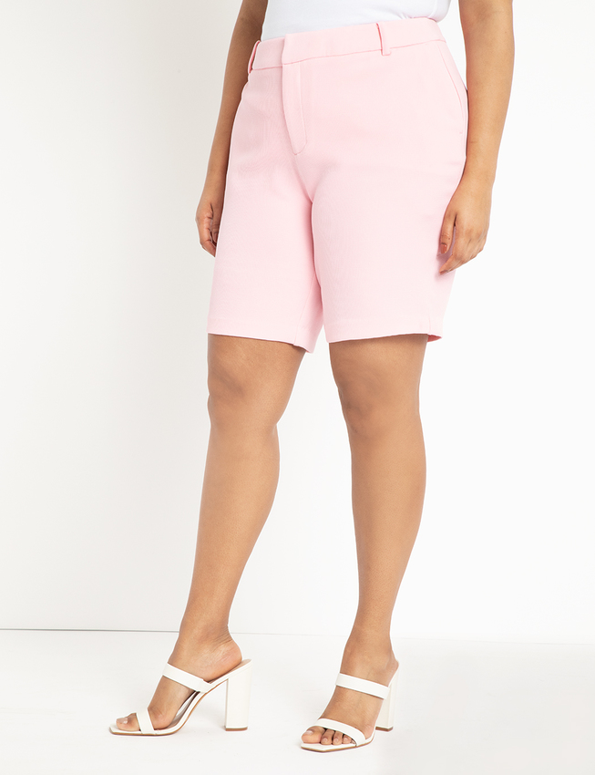 Eloquii Bermuda Shorts