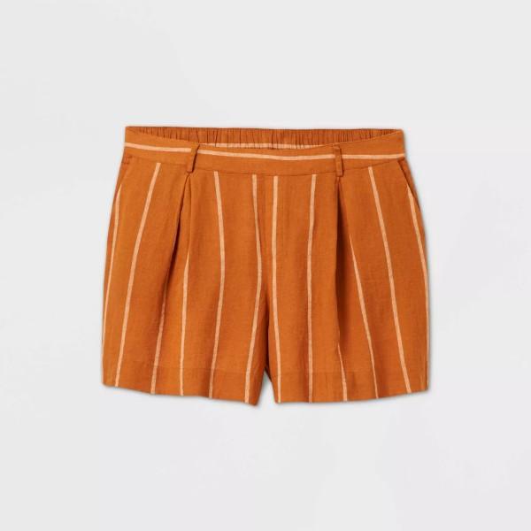 Ava and Viv Linen shorts  - Target