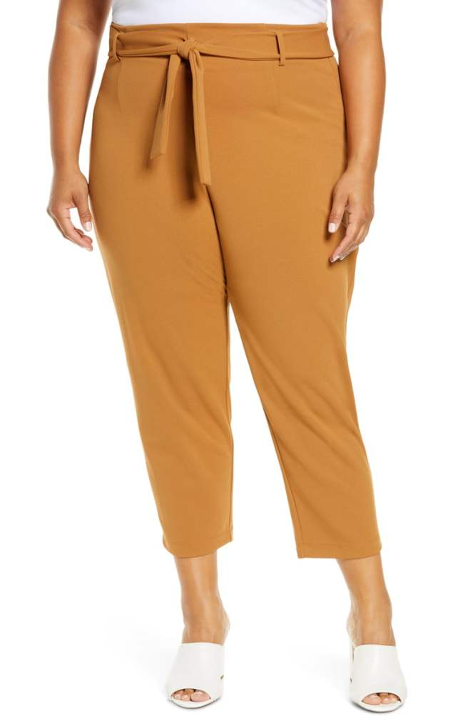 Nordstrom Sale Leith Cropped Pants