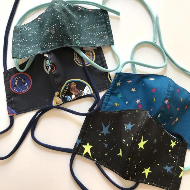 The Twirl Shops Masks