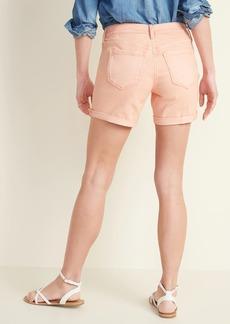 Old Navy Peach Shorts.  Just peachy.