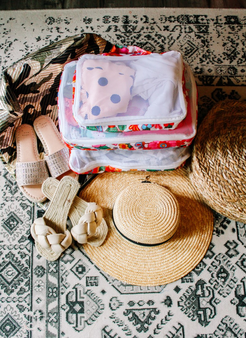 Capsule Wardrobes: Capsules on Vacation