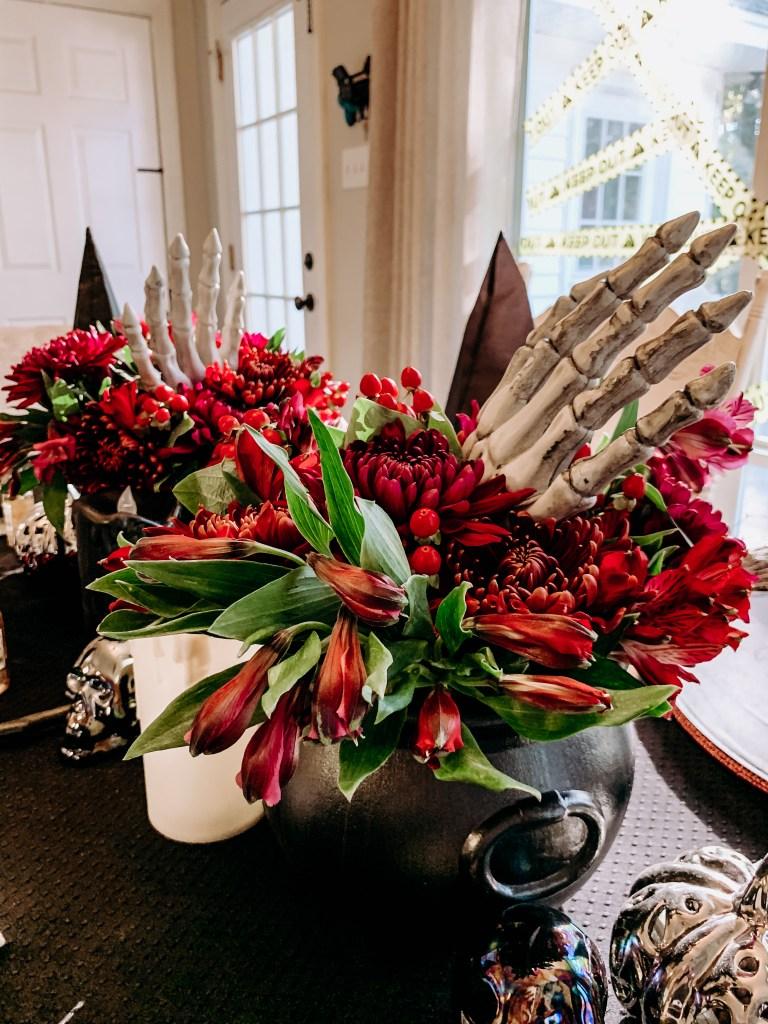 brunch floral arrangements