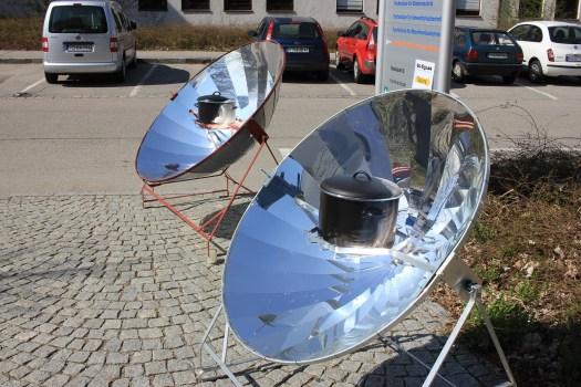 Le modèle standard SK 14. Une cuisinière solaire pure.